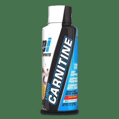 liquid carnitine fruit punch bpi sports