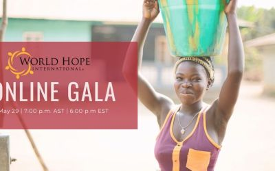 Celebrating the Passionate Purpose: An Online Gala Event