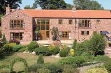 Red House Farm self-catering holiday cottage