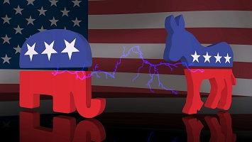 The high road: Should democrats turn the other cheek?