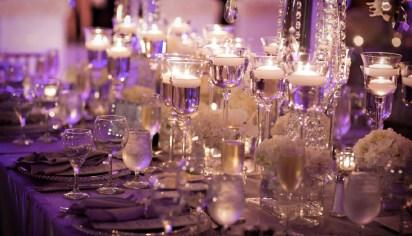 details-purple-floating-candle-crystals-head-table-la-estancia-wedding-