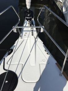 Jeanneau Sun Odyssey 389 Fore Deck