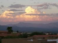 Cloud formation, Fountain Hills AZ