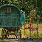 Three Delightful Wagons Straight Out Of A Fairyland Whidbey And Camano Islands