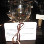 Wine Cork Place Card Holders While Everyone Else Is Sleeping