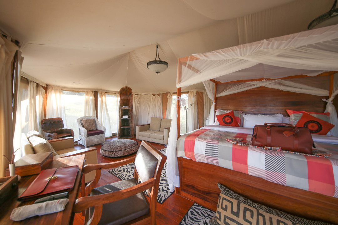 Serengeti Acacia Camps Honeymoon Suite - whileinafrica