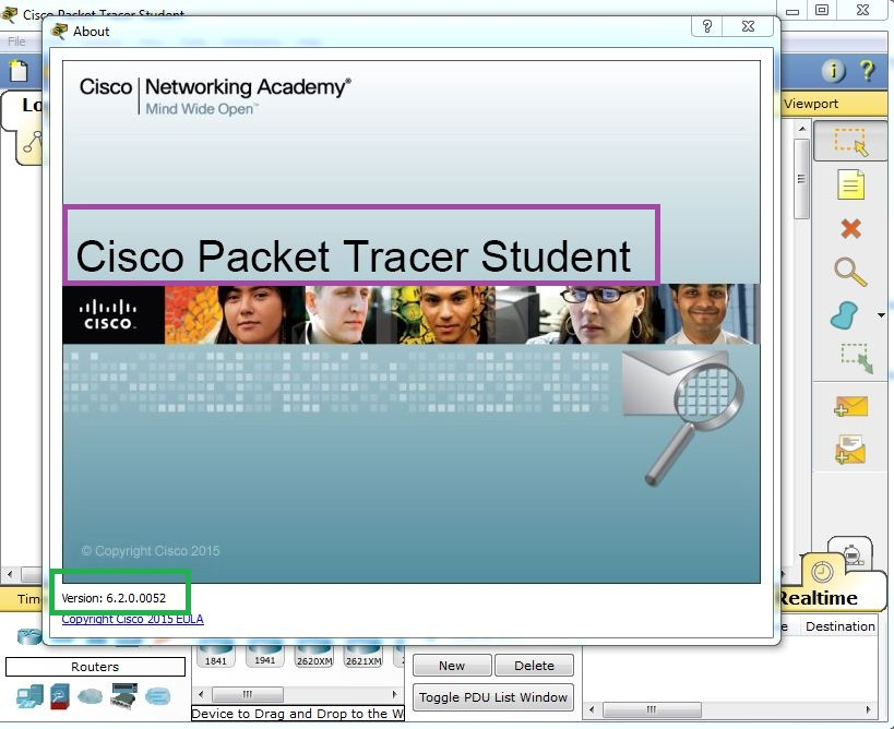 packet tracer student version