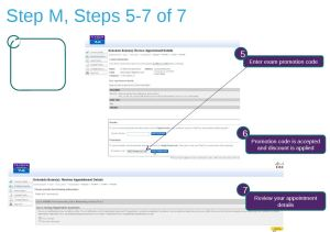 Cisco discount voucher steps