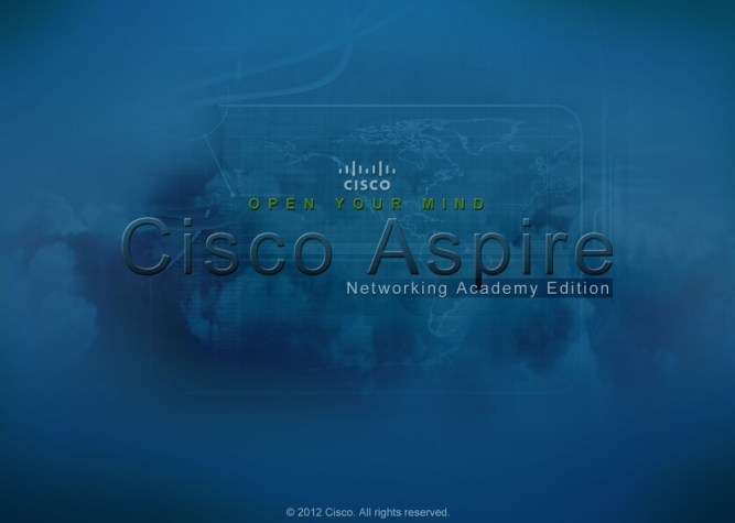 cisco aspire networking academy edition