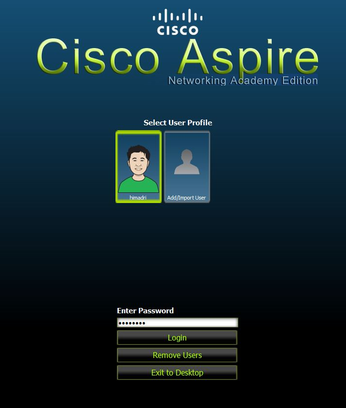 Learn CCNA with cisco aspire networking academy edition