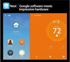 Nest: Google software meets impressive hardware