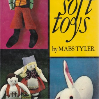 Book Review: The Big Book of Soft Toy by Mabs Tyler