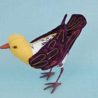 sample for upcoming Artful Bird workshop