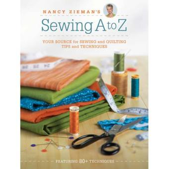 Book Review: Nancy Zieman's Sewing A to Z