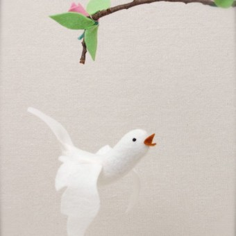 Little Bird in Flight: A Free Sewing Pattern