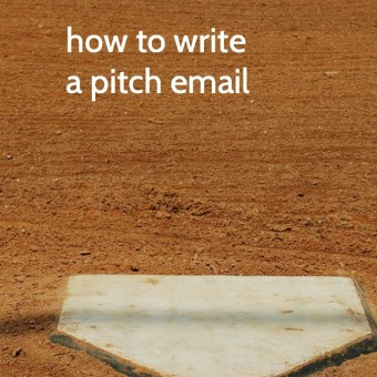 How To Write a Successful Pitch Email