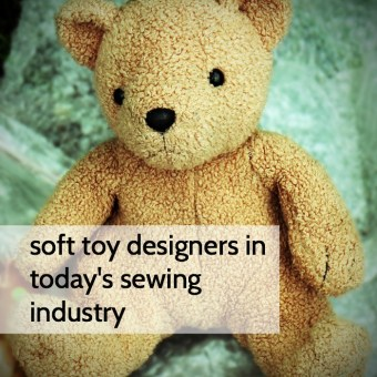 The Position of Soft Toy Makers in Today's Sewing Industry