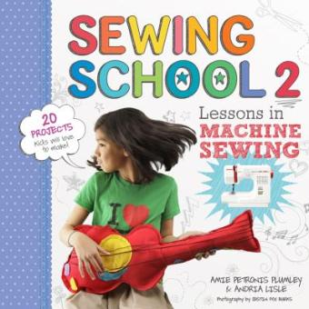 Book Review – Sewing School 2: Lessons in Machine Sewing