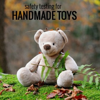 Safety Testing for Handmade Toys