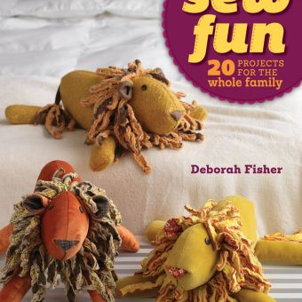 Book Review: Sew Fun by Deborah Fisher