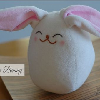 Free Sewing Pattern: Sophia the Bunny