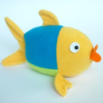 Penny the Fish: A Free Pattern
