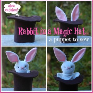 Rabbit in a Magic Hat