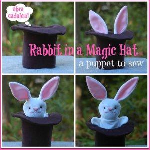 Rabbit in a Magic Hat