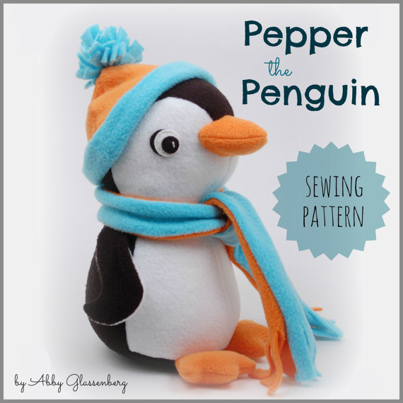 Pepper the Penguin