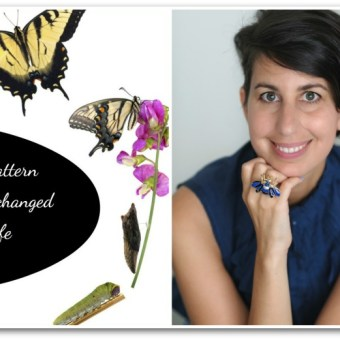 The Pattern that Changed My Life: Cintia Gonzalez