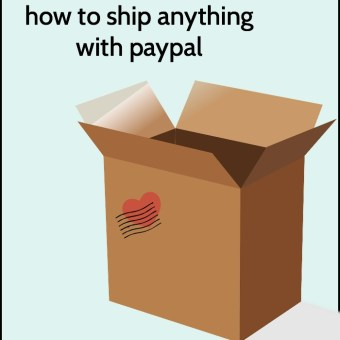How to Ship Anything With PayPal