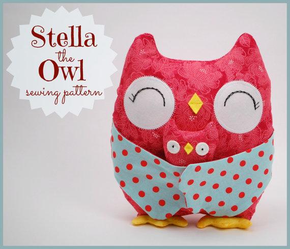 Stella the Owl