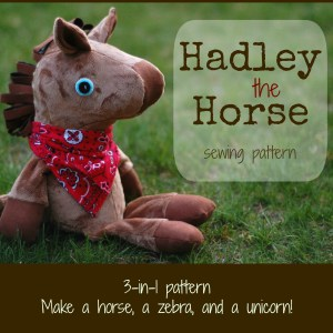 Hadley the Horse 3-in-1