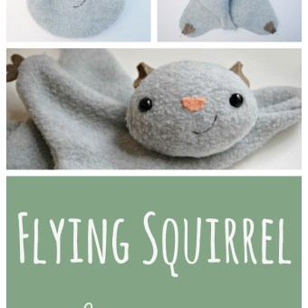 Flying Squirrel – A Free Pattern