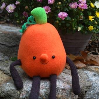 Jack the Pumpkin Coming Soon…