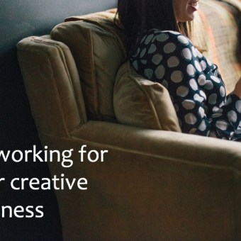 Pick Up the Phone: Networking for Your Creative Business