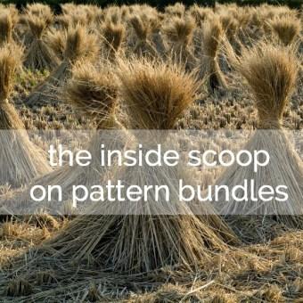 The Inside Scoop on Pattern Bundles