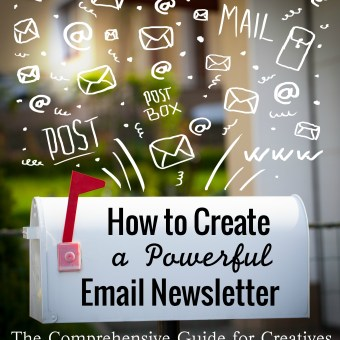 New Ebook: How to Create a Powerful Email Newsletter