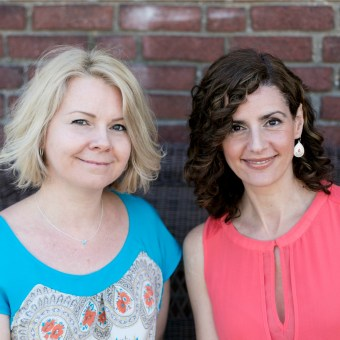 Podcast Episode #44: Michelle Engel Bencsko and Gina Pantastico of Cloud9 Fabrics