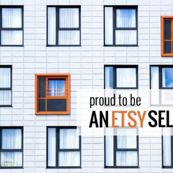 Proud to Be an Etsy Seller