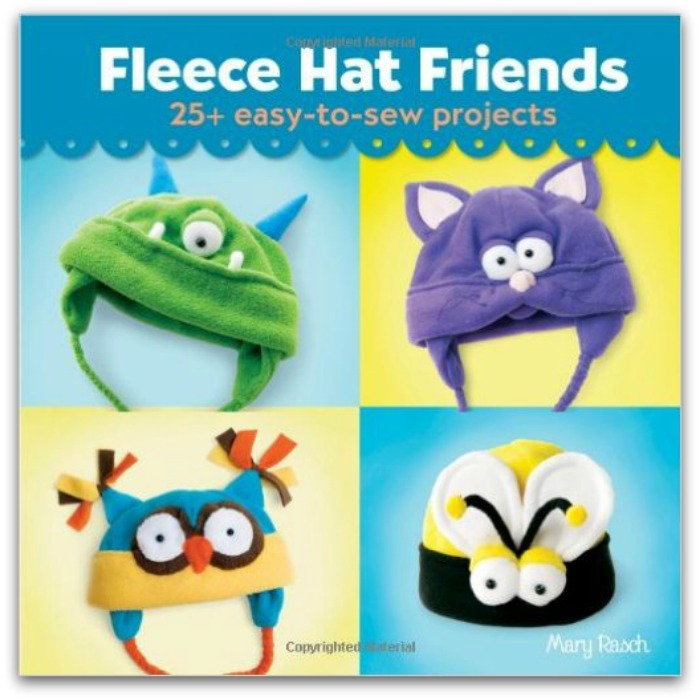 2ed7f8cc026 Book Review  Fleece Hat Friends by Mary Rasch - whileshenaps.com