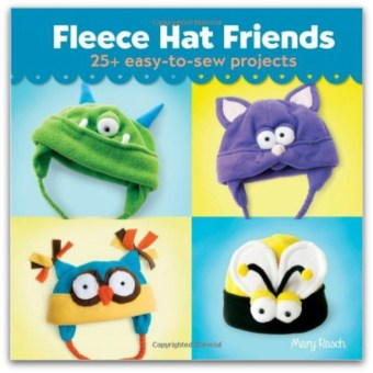 Book Review: Fleece Hat Friends by Mary Rasch