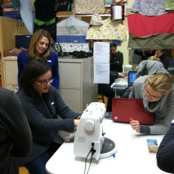 Why I Teach Sewing