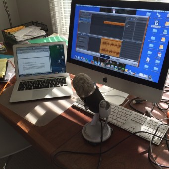 Reflections on Two Years of Podcasting