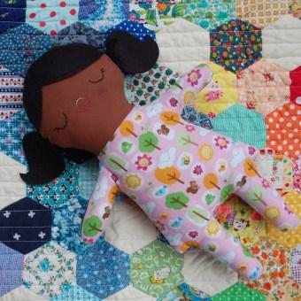 A New Asleep Awake Doll