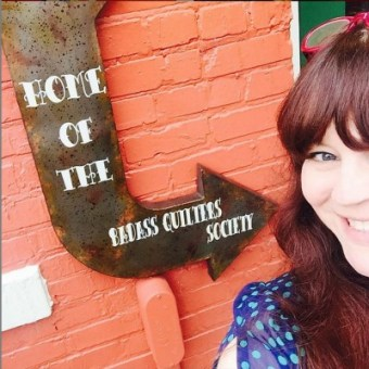 Podcast Episode #80: Maddie Kertay of the Badass Quilters Society