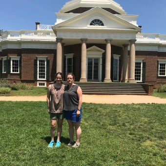 Lessons from Monticello