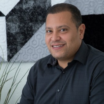 Podcast Episode #106: Arvin Pairavi, President and Co-Owner of Shannon Fabrics