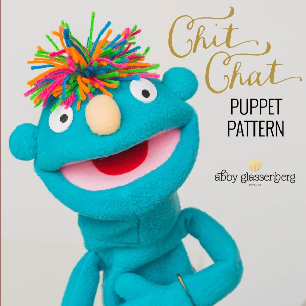 Puppet Sewing Pattern