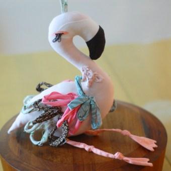 Abigail Brown's Fabulous Flamingo Pattern